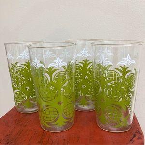 Vintage Drink Glasses